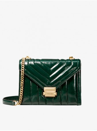 Сумка Michael Kors Whitney 30F8GXIL9T Racing Green