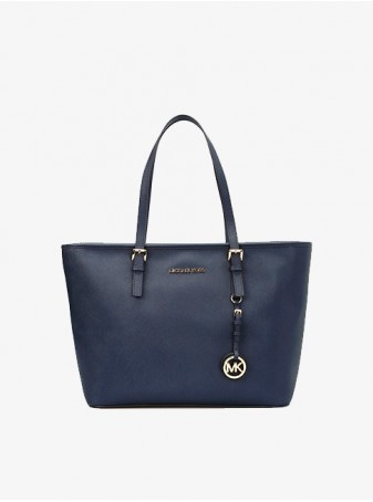 Сумка Michael Kors Синяя Jet Set Travel 30S4GTVT2L Electric Blue