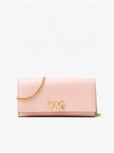 Сумка — Клатч Michael Kors Розовая Mott 30S8GOXC7L Soft Pink