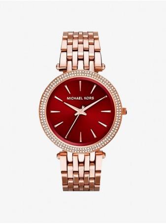 Darci Розовое золото MK3378