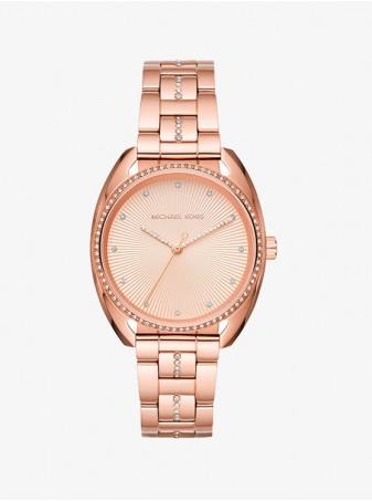 Libby  Розовое золото MK3677