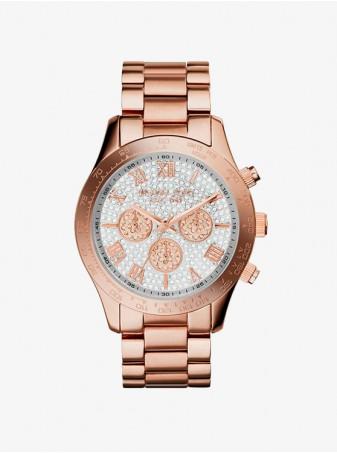 Layton Розовое золото MK5946
