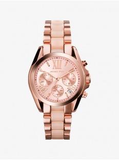 Bradshaw Mini Розовое золото MK6066