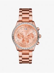 Brinkley Розовое золото MK6204