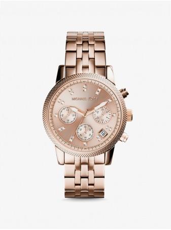 Ritz Розовое золото MK6077